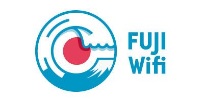fujiwifiのロゴ